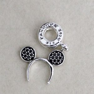 💥Disney Mickey Mouse Ears Charm💥